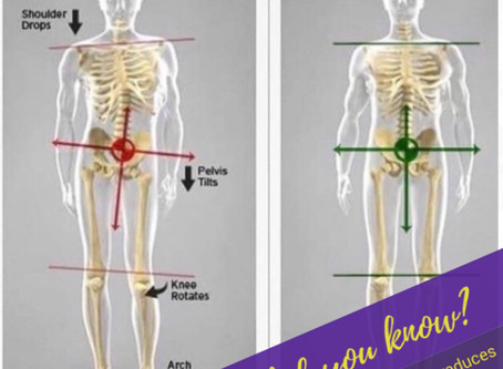 Posture and pains