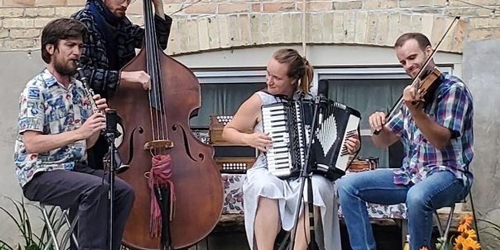 Backyard Concert Aug 5 - Guelph