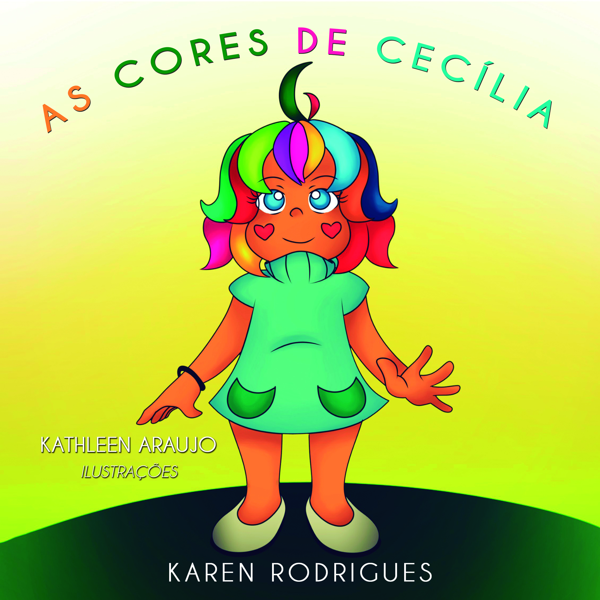 AS CORES DE CECÍLIA