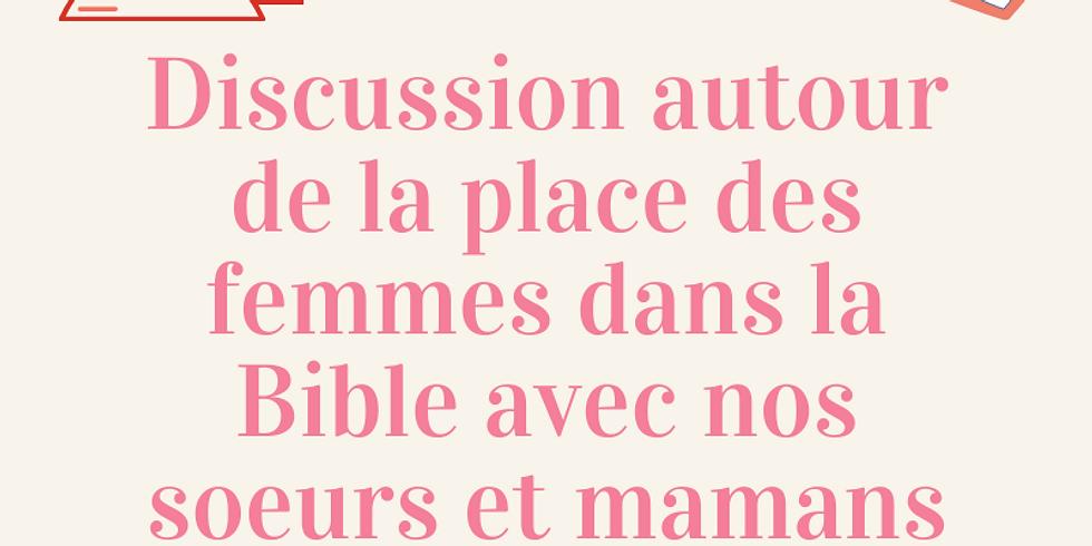 Sampana Dorkasy & STK - La place des femmes dans la Bible