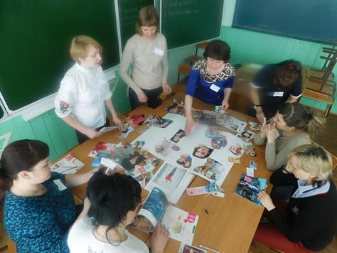 Малые профессиональные педагогические игры в Новоселовском районе