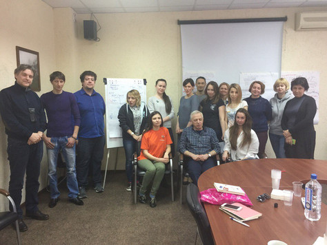 Семинар Ассоциации молодых педагогов