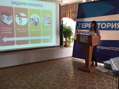 Поздравляем молодых педагогов Ирбейского района!