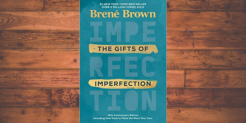Stories That Heal Evening Bookclub: The Gifts of Imperfection