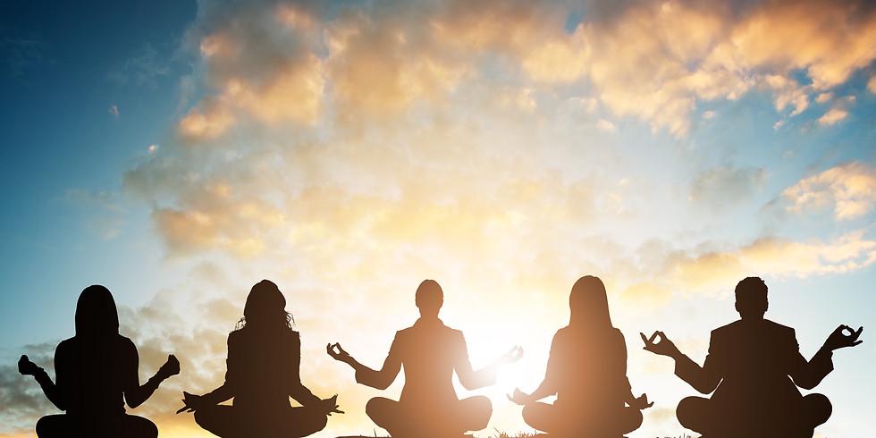 Summer Solstice Sun Rise Meditation Challenge