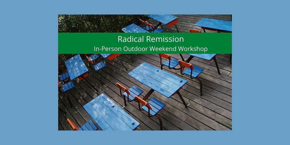 Radical Remission In-Person Weekend Workshop-Chicago