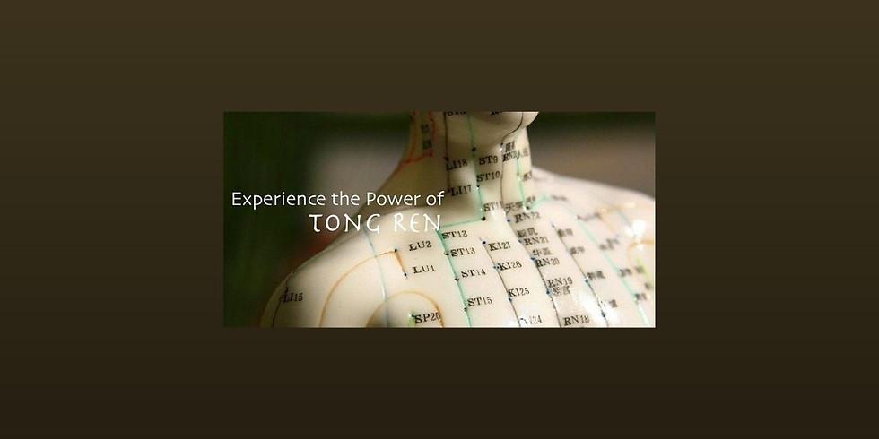Deepening Your Spiritual Practice & Tong Ren Healing