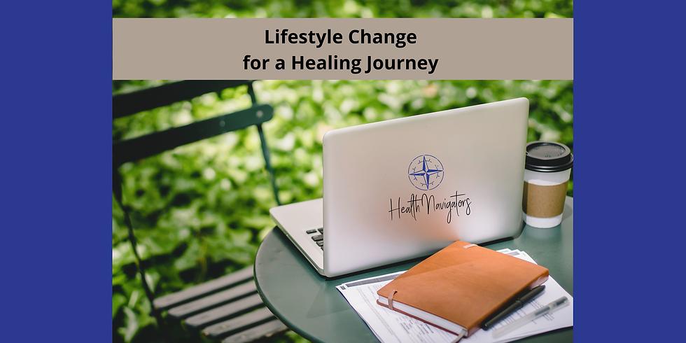Healing Journey Virtual Workshop