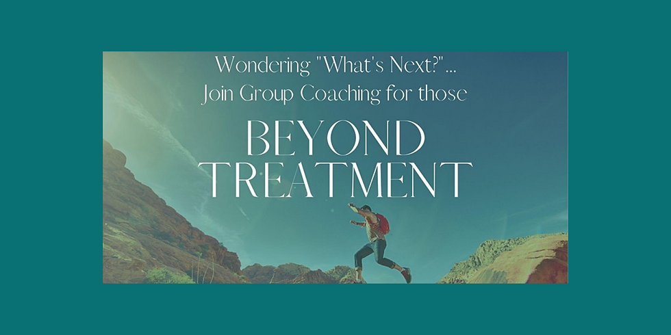 Beyond Treatment Group Coaching