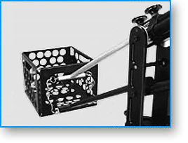 JIB WEIGHT CAGE