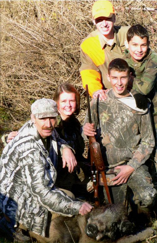Family-Hunt