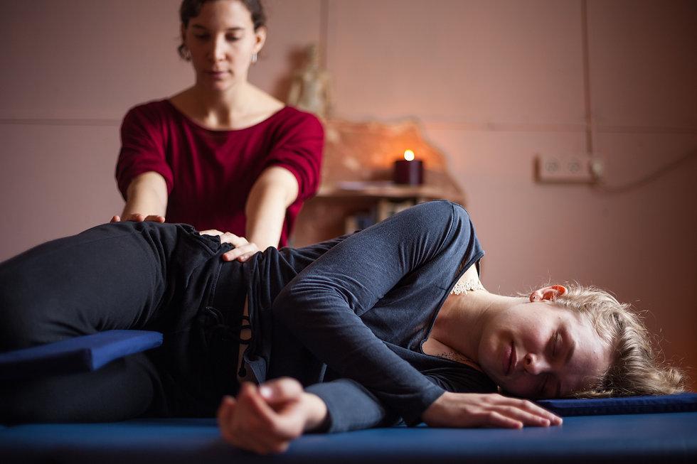 Dorry Aben Movement Therapy Ilan Lev Met
