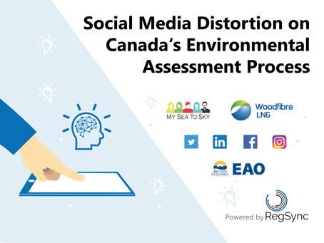 Social Media Distortion on Canada's EA Processes: A Look at Woodfibre LNG's Floatel Amendment