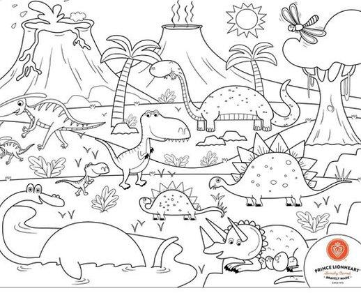 PRINCE LIONHEART Zeichnungsset für unterwegs