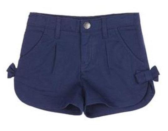 Shorts mit Rüschen Applikation für Girls in 2 Farben