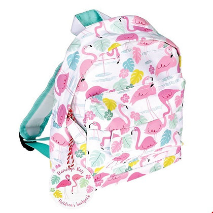 "Rex Mini BackPack/Rucksack ""Pink Flamingo"""