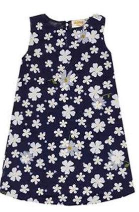 """Sommerliches Mädchenkleid """"Margeriten"""""""