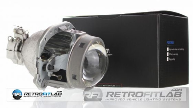 Aharon EvoX-R Bi-Xenon Projektoren Hella Design