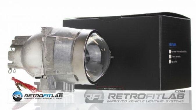 Aharon FX-R Bi-Xenon Projektoren 3.0