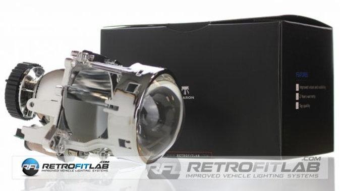 Aharon E46-r Bi-Xenon Projektoren Bosch AL Design