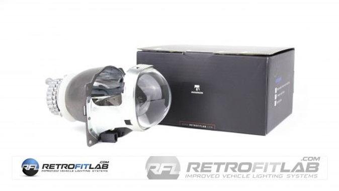 Aharon Mini D2S Bi-Xenon Projektoren 3.0 - eckig