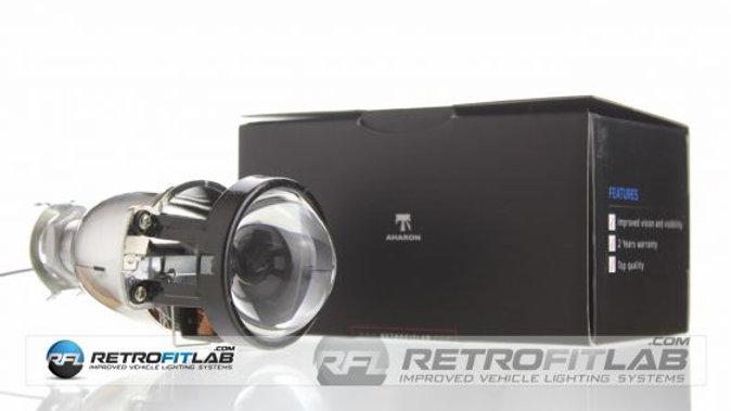 Aharon Matchbox Bi-Xenon H1 Projektoren