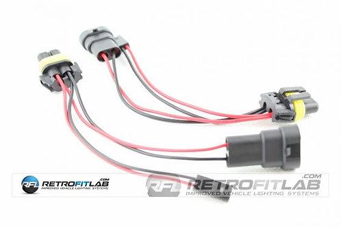 H9/H11 távfényosztó kábel - Can-bus biztos