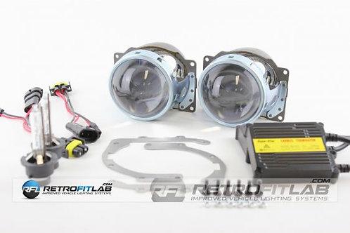 Subaru Legacy / Outback 09-14 Bi-Xenon MD2S - gyárilag Halogén vagy Xenon