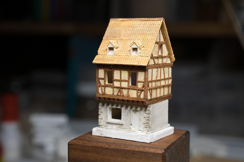 木組み:建物の基本構造