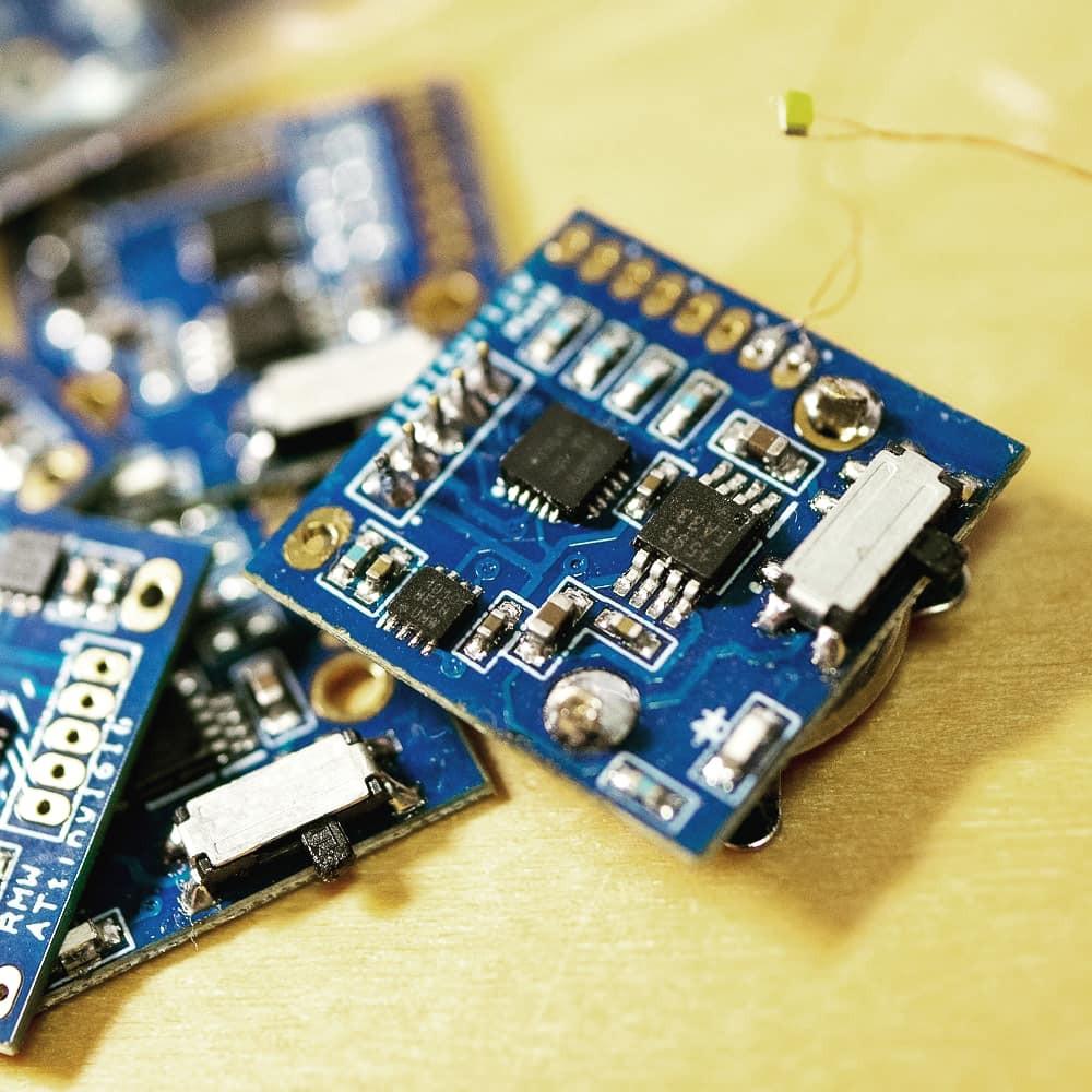 新しいマイクロ基板