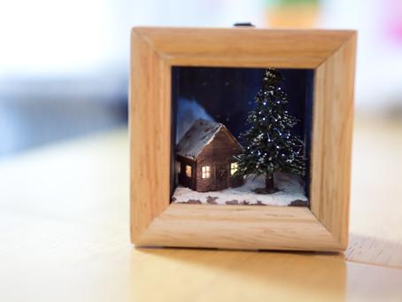 作品紹介:ミニクリスマス