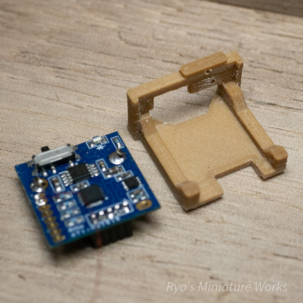 マイクロ基板用のフレーム