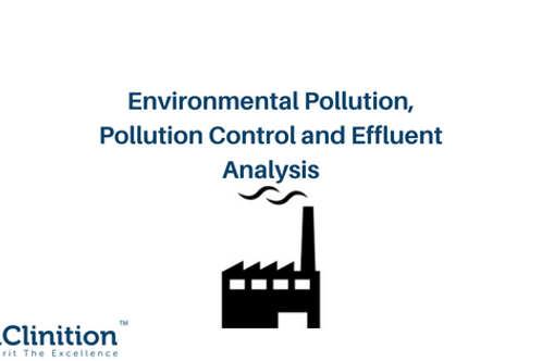 Environmental Pollution, Pollution Control and Effluent Analysis