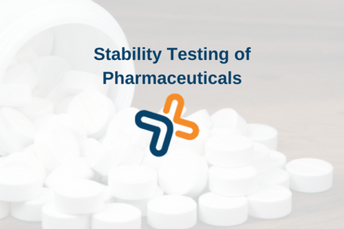 Stability Testing of Pharmaceuticals
