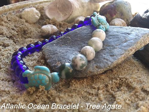 Atlantic Ocean Bracelet