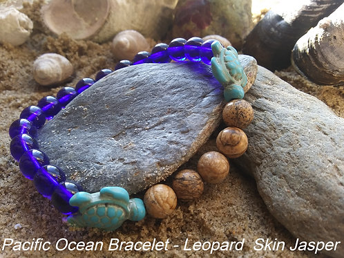 Pacific Ocean Bracelet