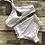 Thumbnail: Biquíni Cintura alta (Hot Pants) Branco Marrakesh
