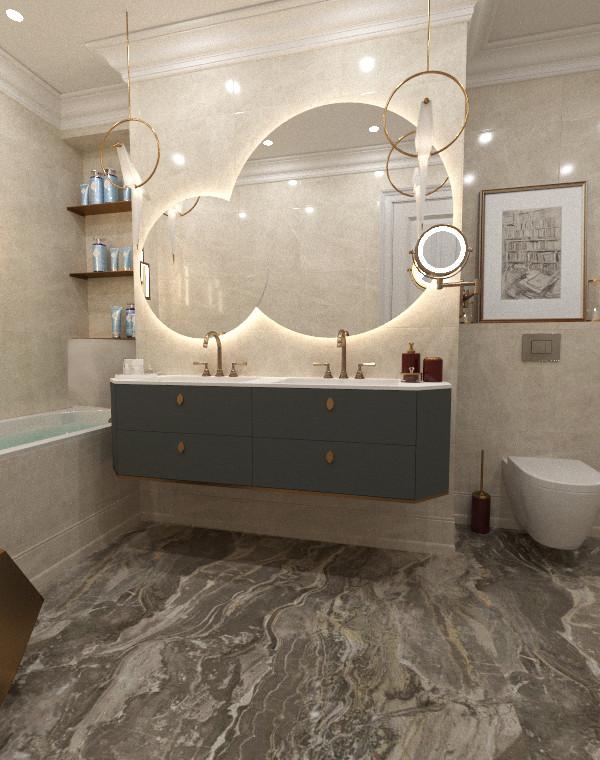 Хозяйская ванна