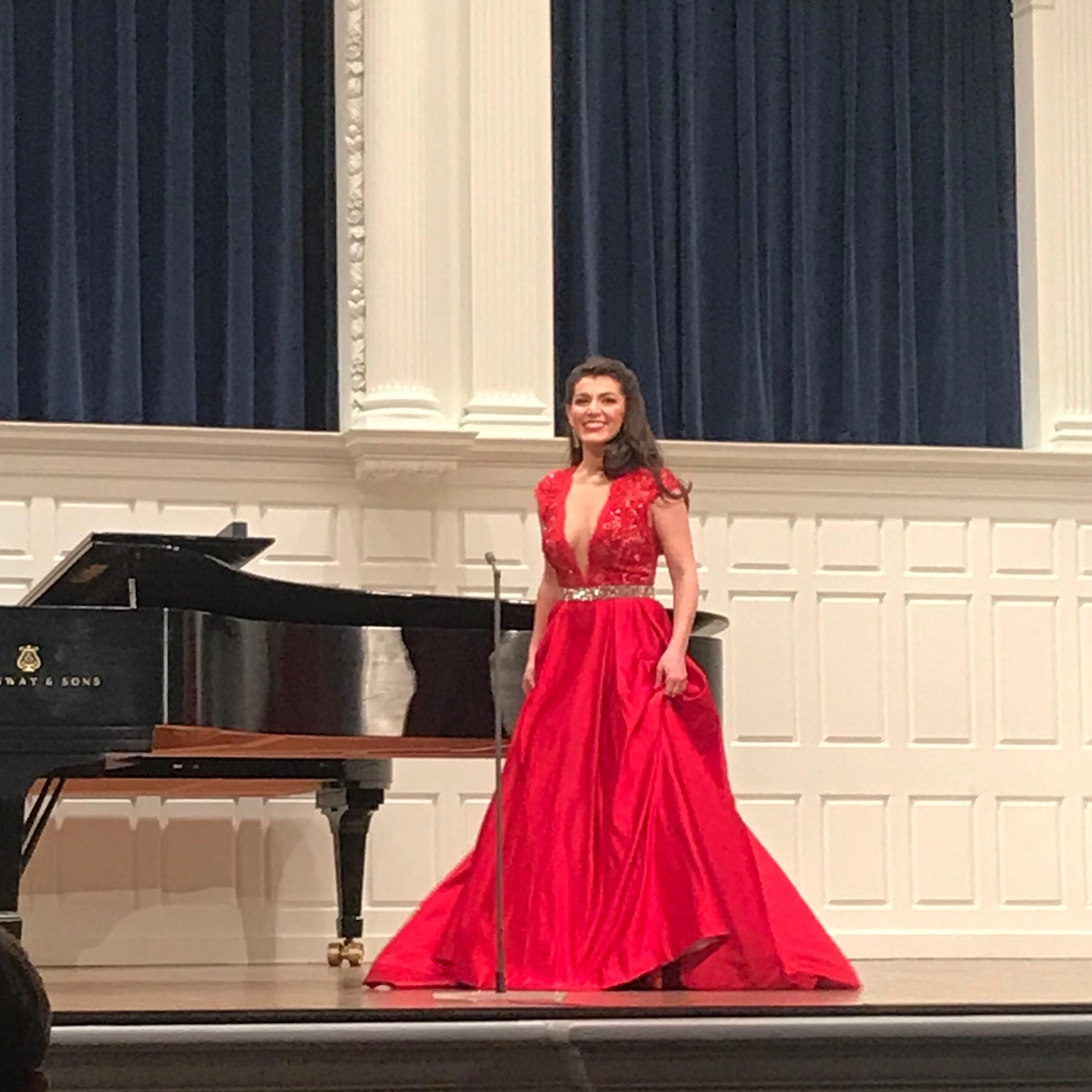 Yale Masters Recital