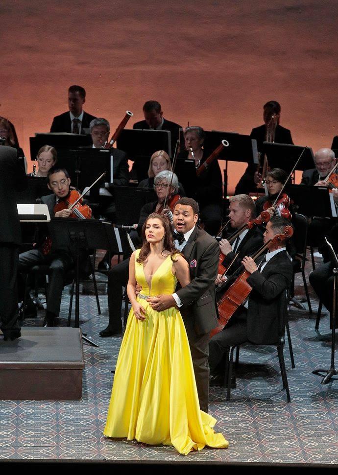 Opera Theatre St. Louis, Symphony