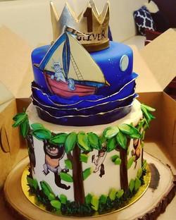 #wherethewildthingsare cake_#picsididntg