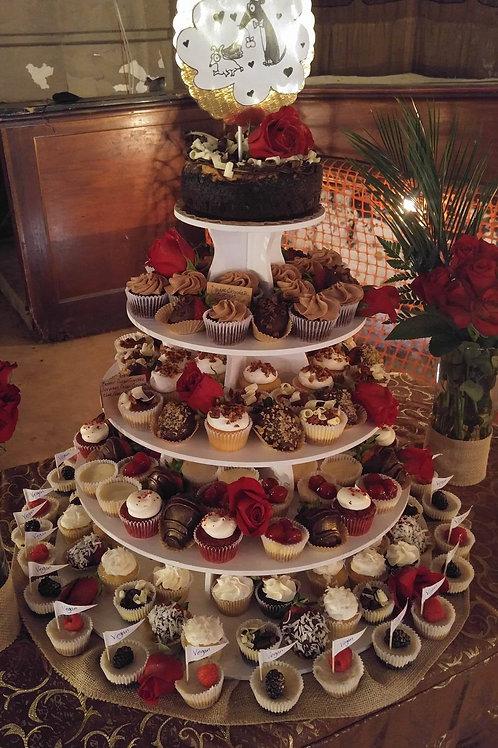 Specialty Mini Cupcakes
