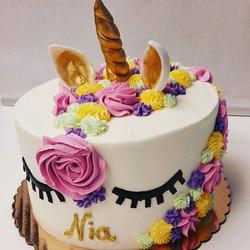 Unicorn cake!_#unicorncake