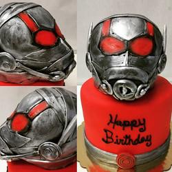 Ant Man cake