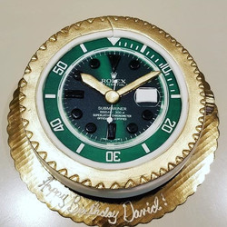You know what time it is!_#rolexcake #ca