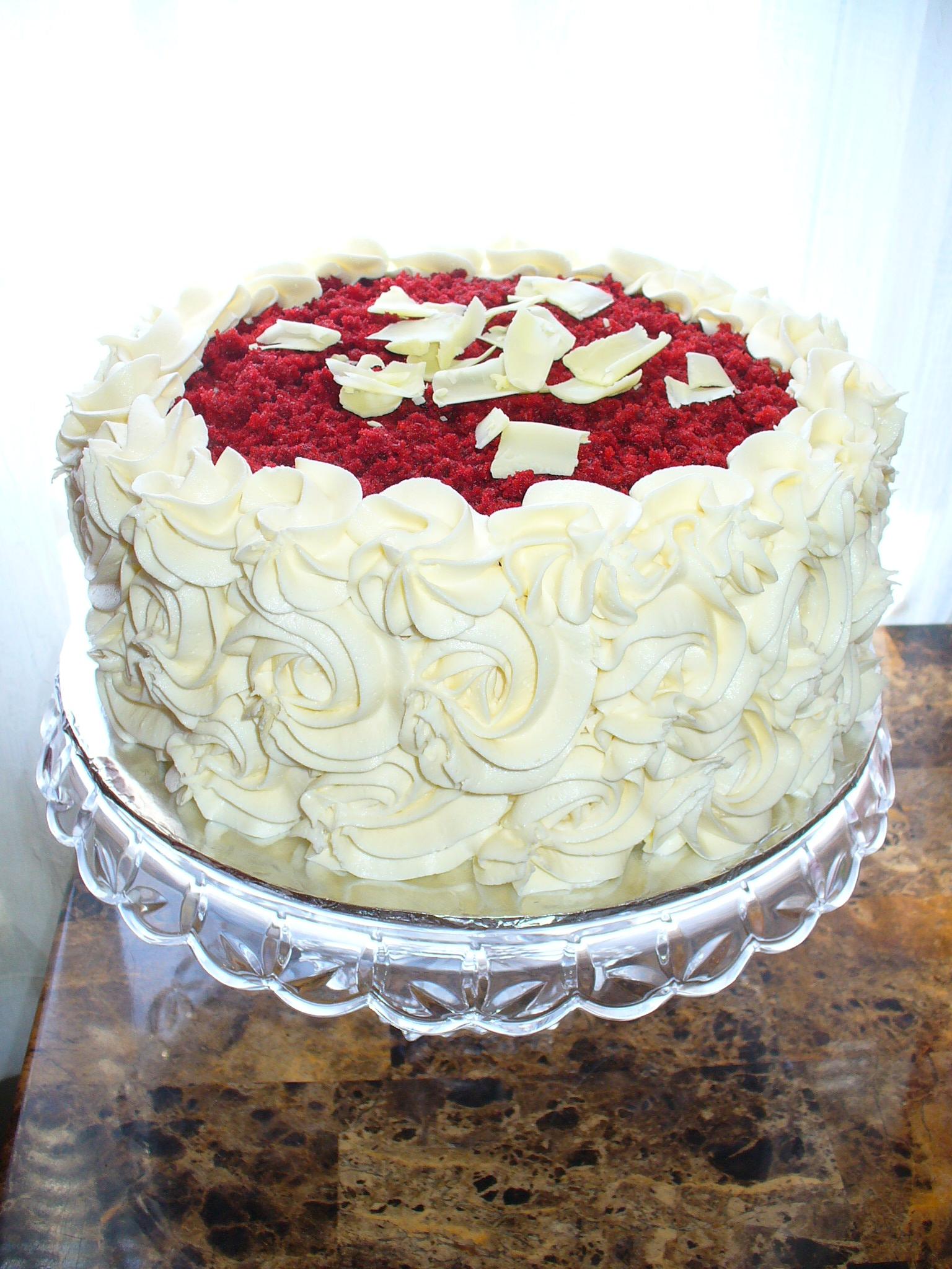 Red Velvet cake deluxe