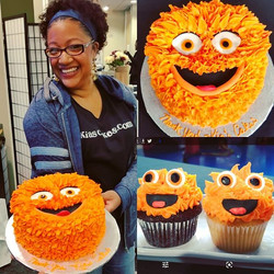 Happy Belated Birthday Gritty!! Ours is