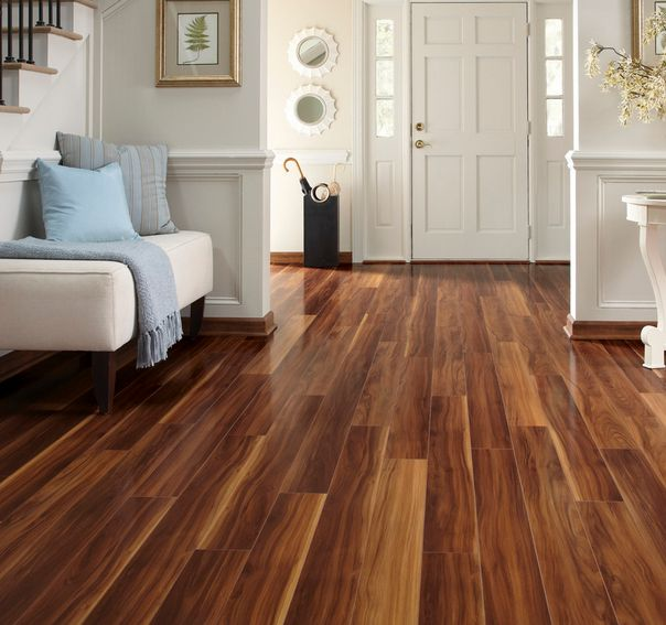 Hardwood, Engineered Laminate