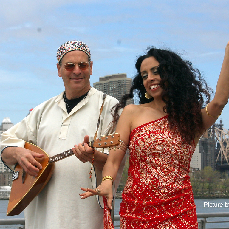 WorldWind House Concerts Presents Shlomit and RebbeSoul