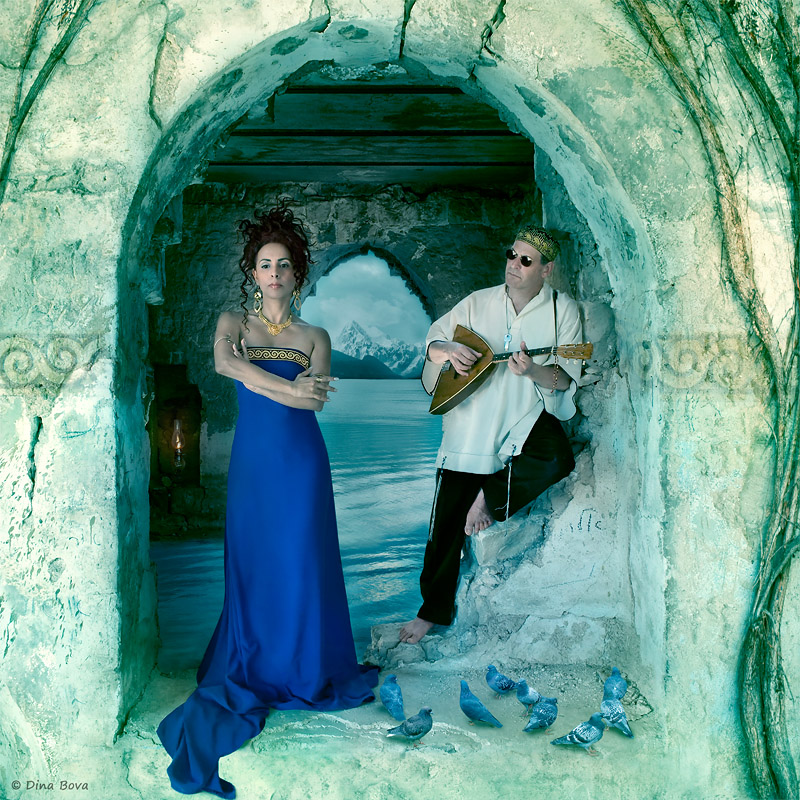 Gate to the lost kingdom - Shlomit Levi & RebbeSoul By Dina Bova